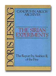 The Sirian Experiments, The Report of Ambien II of the Five