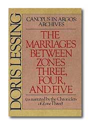 The Marriages Between Zones Three, Four & Five